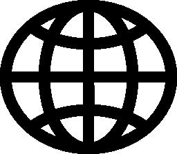 World Wide Web の世界無料アイコン