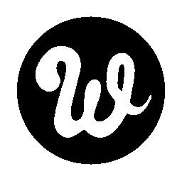 Web デザイナーのデポ ロゴ無料アイコン