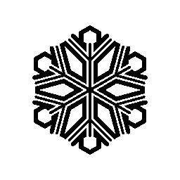スノーフレーク ランタン無料アイコン