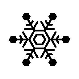 図形の詳細無料アイコンとスノーフレーク