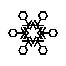 6 指摘星雪灯籠無料アイコン