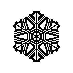 冬フレーク ランタン無料アイコン