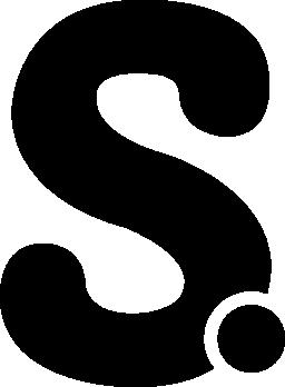 S ロゴ無料アイコン