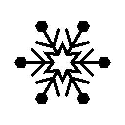 雪片無料アイコン
