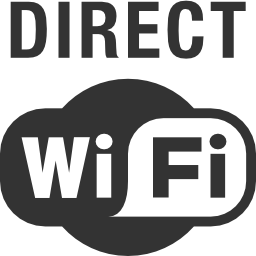 Wifi ホット スポットの直接無料アイコン