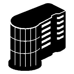 建築構造無料アイコン
