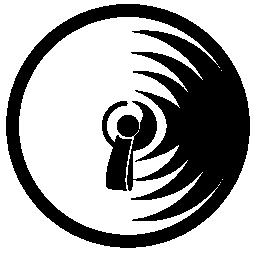 パーカッション シンバル無料アイコン