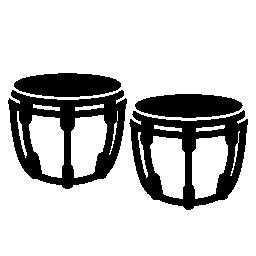 やかんのドラムの無料のアイコン