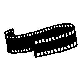 フィルムのネガ無料アイコン