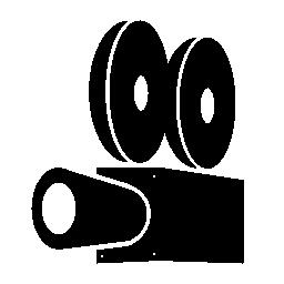 映画ビデオ プレーヤー無料アイコン