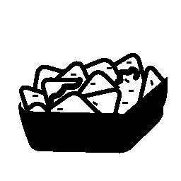 ディスク ・ プラッタの無料アイコンをナチョス