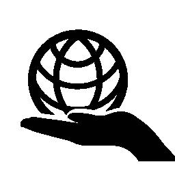 世界中の手無料アイコン