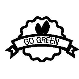 行くグリーン イニシアチブ無料アイコン
