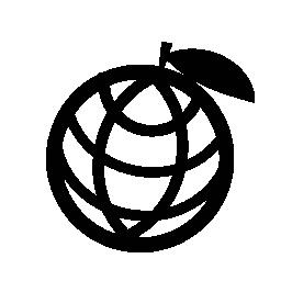 マンゴー グローブ無料アイコン