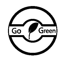 移動緑のバッジの無料アイコン