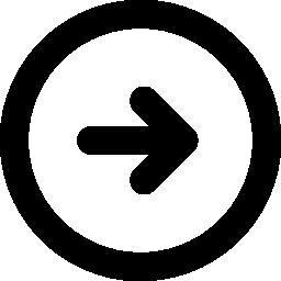 右矢印無料アイコン