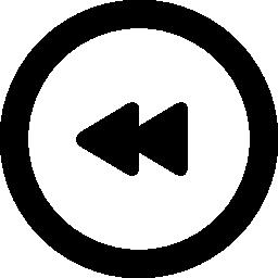 [戻る] ボタン無料アイコン