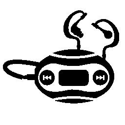 電子楽器無料アイコン