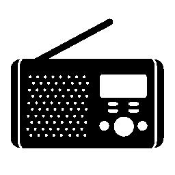 ビンテージ ラジオ無料のアイコン