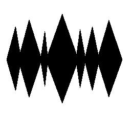 音楽波無料アイコン