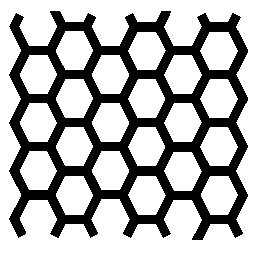 蜂パネル テクスチャ無料アイコン