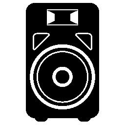 JBL オーディオの増幅装置無料アイコン