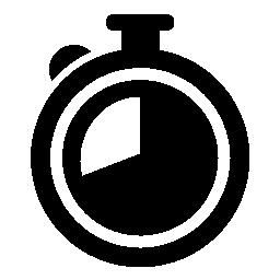 タイマー時計無料アイコン