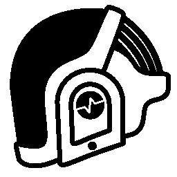 ヘッド プロテクター ギア無料アイコン