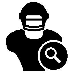 ラグビー プレーヤー無料のアイコンを検索します。