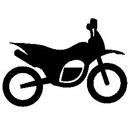 1 つバイク無料アイコン