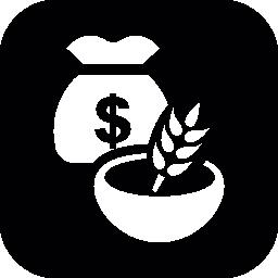 食品のコンセプト無料のアイコンの価格