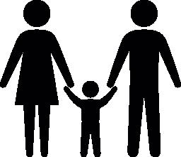 3 つの無料のアイコンの家族