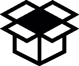 ファイルを開くボックス無料アイコン
