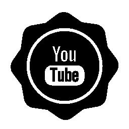 Youtube 社会バッジ無料アイコン