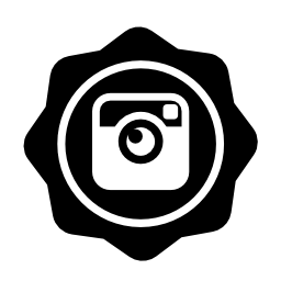 Instagram 社会バッジ無料アイコン
