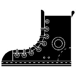 無料ベクトルのアイコンの最大のデータベース貨物ブーツ白詳細無料アイコン