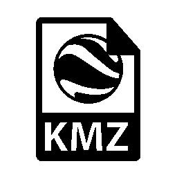 Kmz ファイル フォーマット シンボル無料アイコン