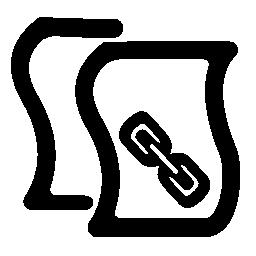 無料ベクトルのアイコンの最大のデータベースコピー リンク無料アイコン