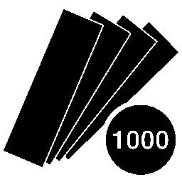 色カタログ無料アイコン