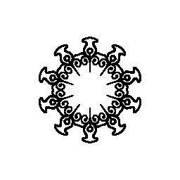 花自然のデザイン無料のアイコン