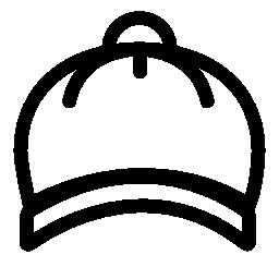 赤ちゃんの帽子の無料のアイコン