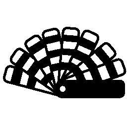 無料のアイコンを別々 の論文のファンメイド