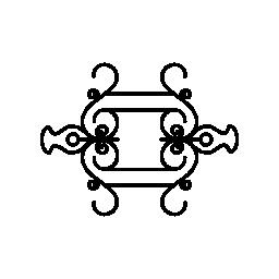 装飾デザイン無料のアイコン