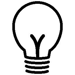 電球バリアント概要無料アイコン