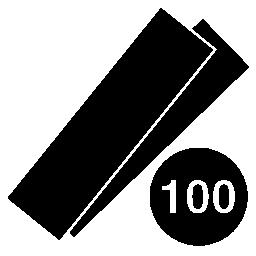 長いカード バリアント 100 無料アイコン