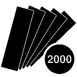 2000 ピース カタログ無料アイコン
