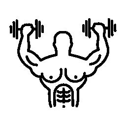 体操選手無料アイコン