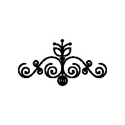 ブドウ畑とまんじの無料アイコンと花柄のデザイン