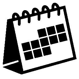 春は、バリアントの無料アイコンをデスクトップ カレンダー