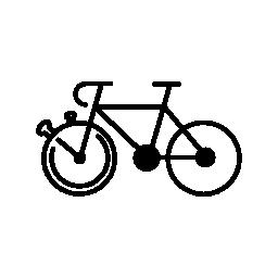 マウンテン バイク概要バリアント無料アイコン